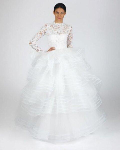 Vestido de novia Colección Otoño 2013