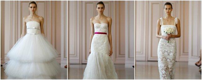 Suknie ślubne Óscar de la Renta 2016