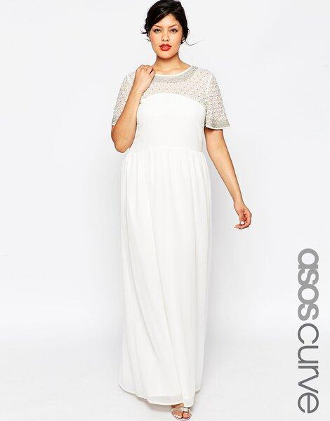 Robes de mariée 2016 pour femmes rondes : Mettez en valeur ...