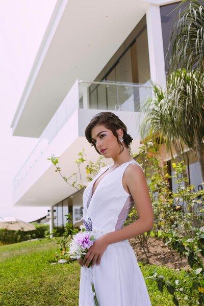 Vestidos de novia para mujeres bajitas 2017