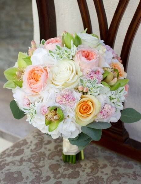 Bouquet por Lili Cherry.