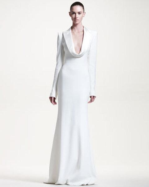 Abiti Haute Couture 2013 per sposa alternativa. Foto: www.neimanmarcus.com