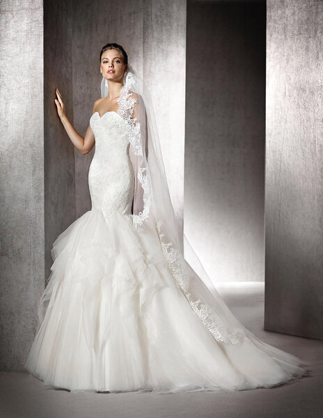 Wedding Dresses In Zambia : Wedding dresses from st patrick newest bridal