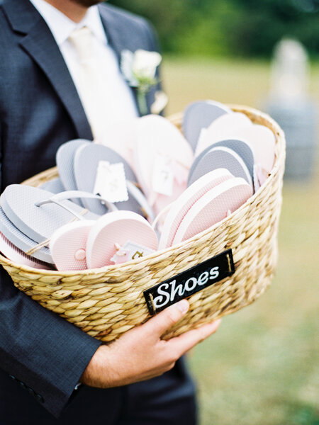 Regali per invitati di nozze