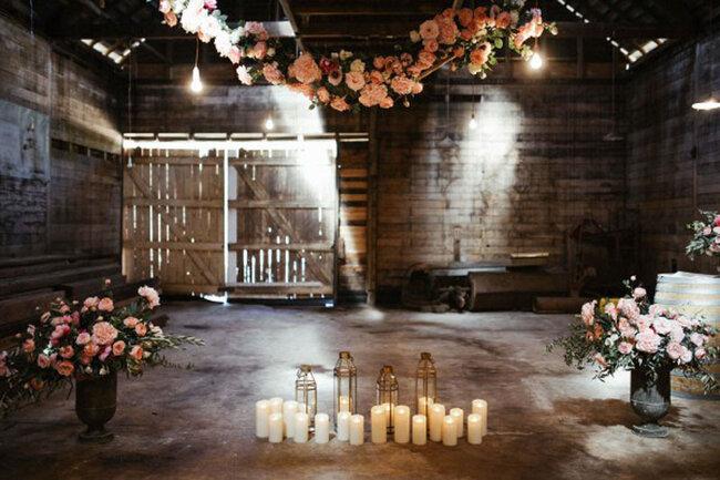 Entdecken Sie moderne Hochzeitsdekoration im Industrial Chic 2017! Top ...
