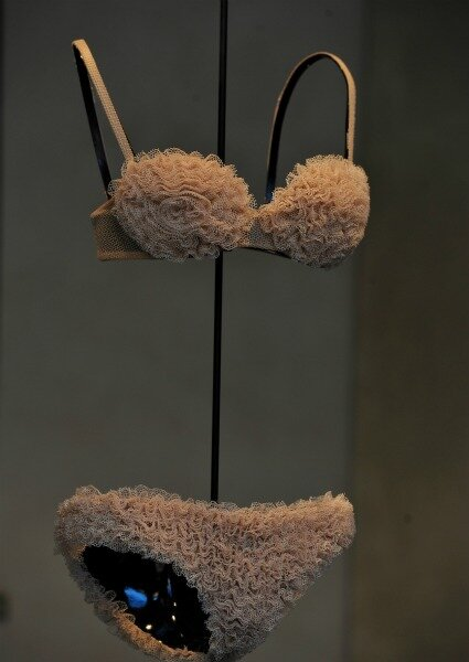 Lingerie et maillots de bain La Perla 2012