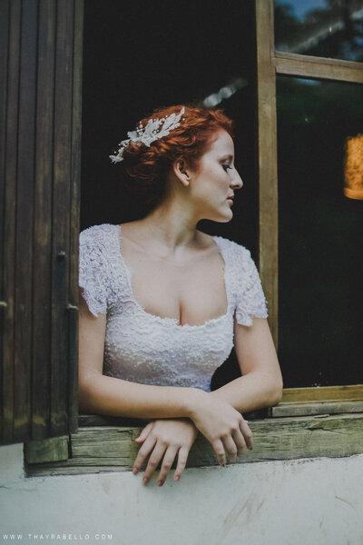 Noiva na Floresta.