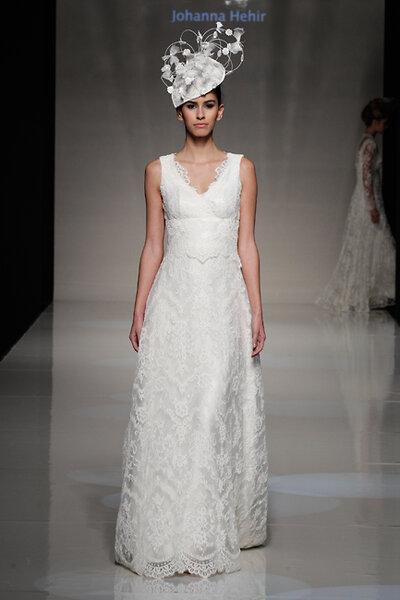 Colección Johana Hehir 2013, vestidos de novia