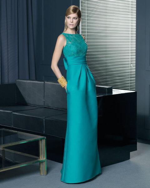 Suknia wieczorowa z kolekcji TWO Rosa Clara 2014