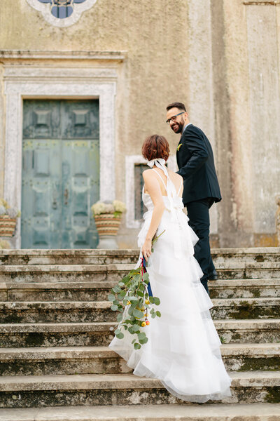 Casamento real vintage em Sintra