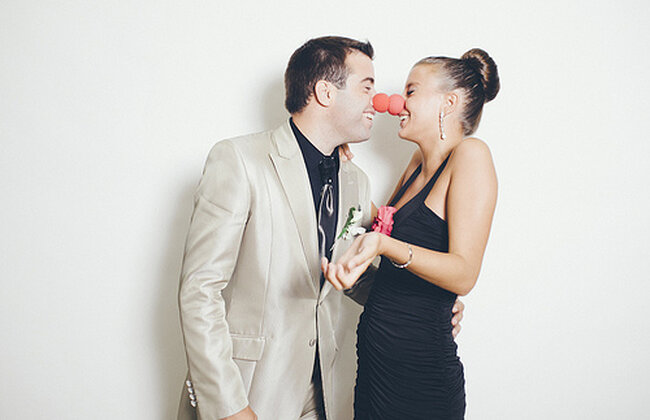 Photobooth : une top animation à un mariage