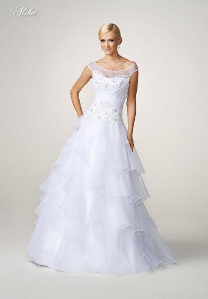 Kolekcja sukien ślubnych GALA 2013, model: Alika