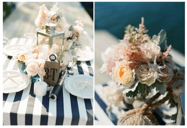 Detalhe na toalha de mesa. Foto: Alea Lovely Photography
