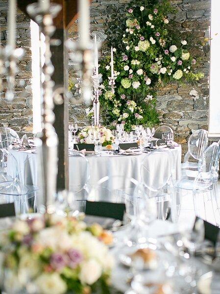 Decoración de las mesas de celebración para tu boda 2016: 30 ideas ...