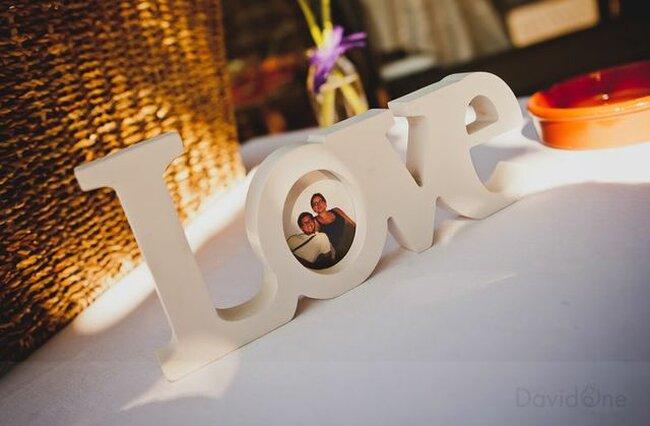 Fotos para decorar o casamento. Foto: David One