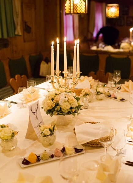 Inspirations pour votre décoration de mariage misez sur les bougies