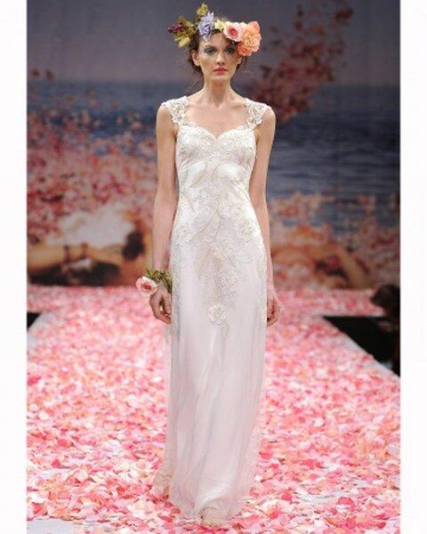 Claire Pettibone Fall 2013 Bridal Collection. Foto: www.clairepettibone.com