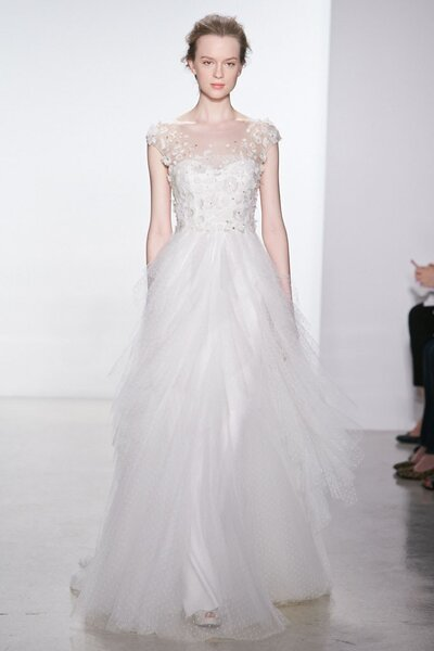 Foto: Christos 2015 - New York Bridal Week