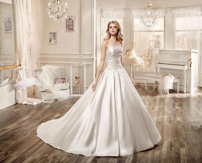 Nicole Spose 2016 : Des robes de mariée distinguées et glamour à ...