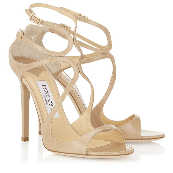 Jimmy Choo Wedding Shoes Red