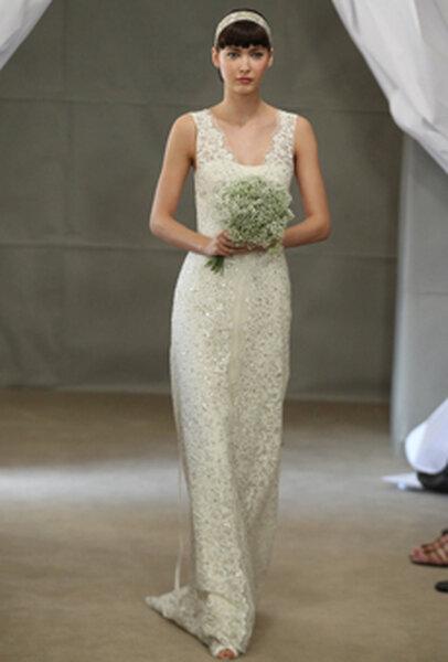 Foto: Vestidos de noiva Carolina Herrera 2013.