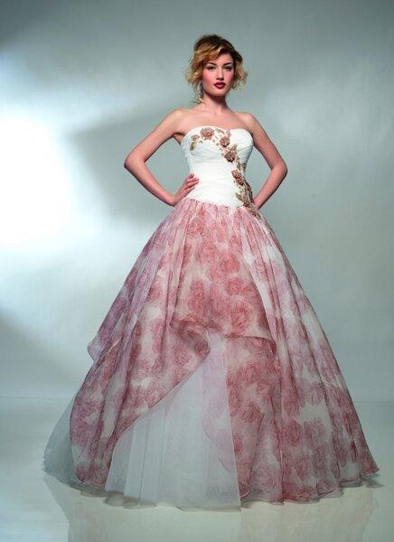 Vestiti da sposa colorati - Shopping Acquea