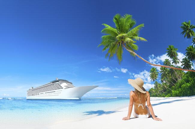 Crucero por el Caribe.