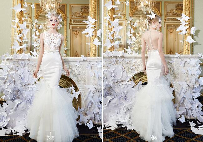 Yolan Cris 2015 Lace Couture, ADA.