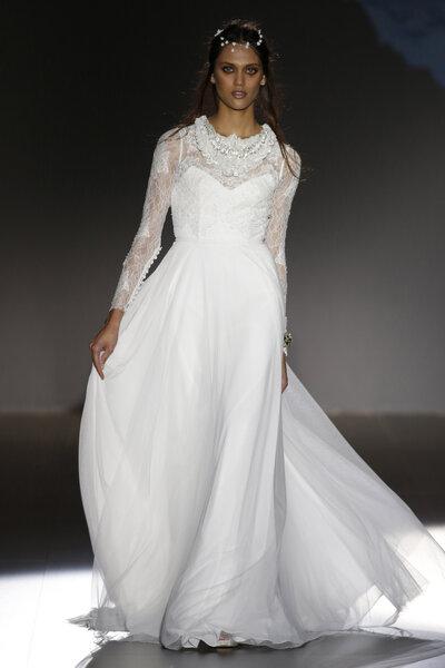 Свадебные платья Jesús Peiró 2016