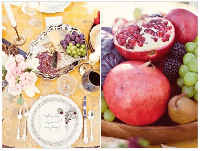 Frische und fruchtige Sommer-Hochzeit 2015: Foto: Half Orange Photography