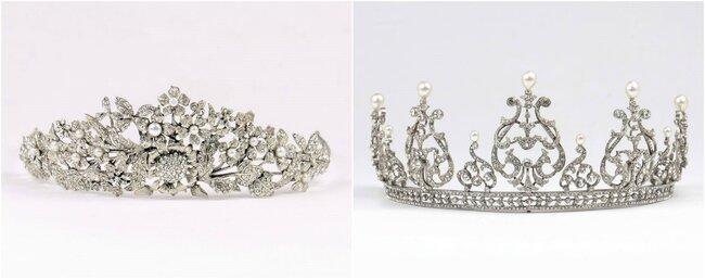 Tiares de princesses