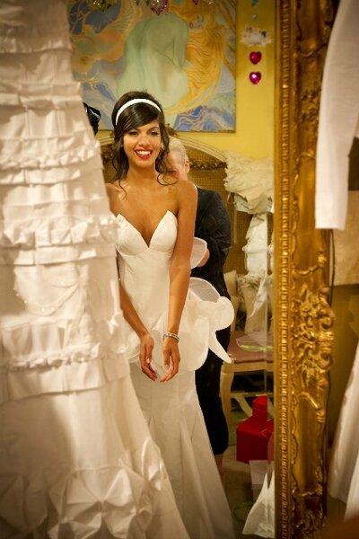 Robe de mariée Aurele Création