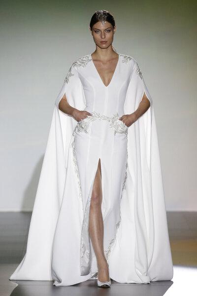 Brautkleider 2016: Isabel Zapardiez 2016.