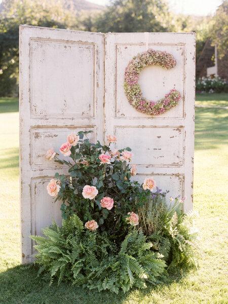 ABC der Hochzeitsdekorationen 2016: Buchstaben als letzter Schliff!