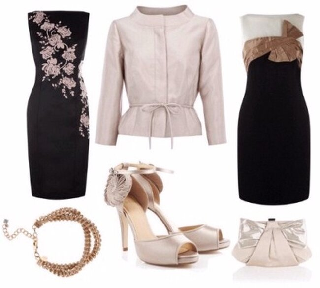 Outfits Para Bodas