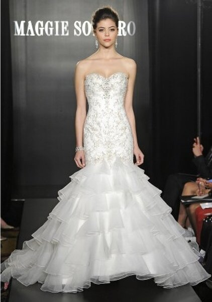 Proposte 2013 per sposa sofisticata
