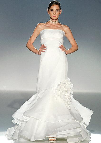 Vestido de novia Cymbeline 2012