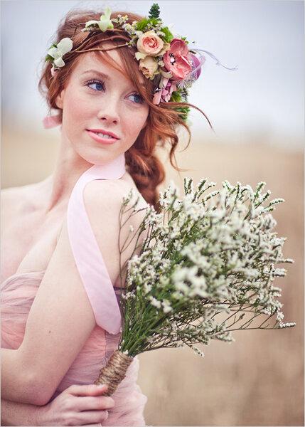 Trenzas, el peinado must para las novias con estilo - Foto Just for Your