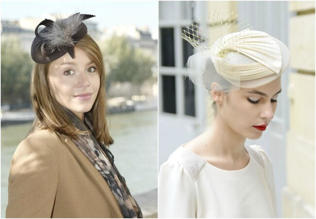 Mademoiselle Chapeaux, BIBI RENARD & BIBI MIMI.