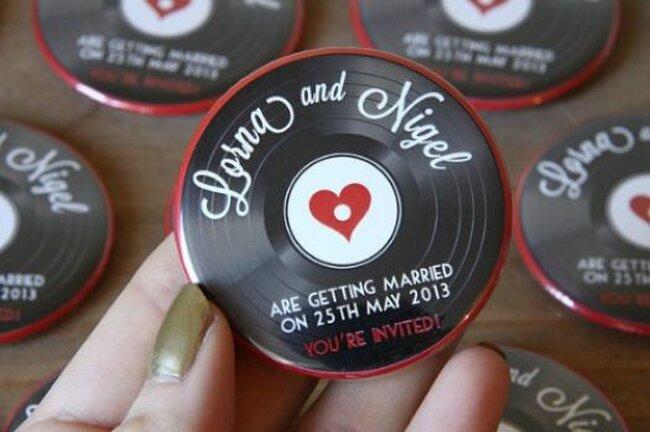 Originales save the date para tu boda