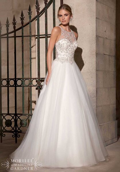 Dress Style 2711, Mori Lee