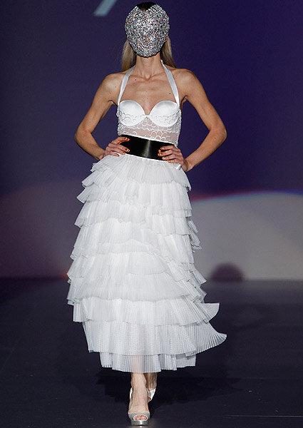 Lingerie de noiva Emperatriz 2013