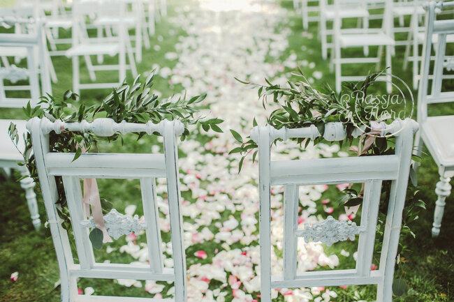 Plenerowy ślub koronkowy 8