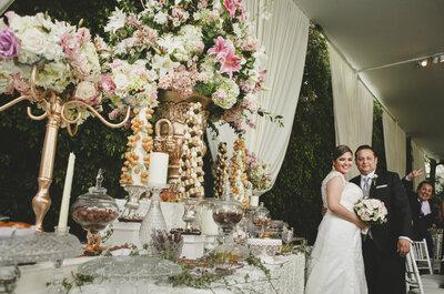 Planifica la boda de tus sueños en un mes. ¡La magia de una wedding planner!