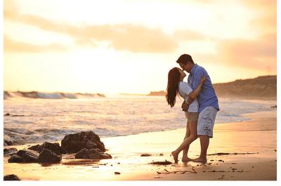 Amor en tomas: Ideas de fotos pre boda románticas