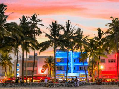 Boda destino en Miami: ¡Celebra una boda de ensueño en esta mágica ciudad!