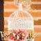 Accesorios decorativos para bodas. Foto: Moniky Alves