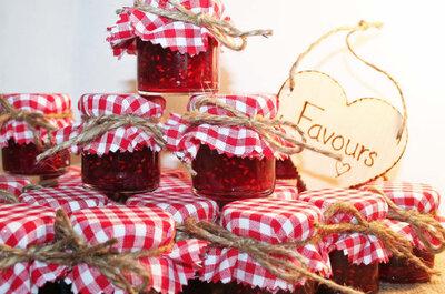 Cómo tener los detalles de boda ideales para los invitados: 15 regalos que nunca imaginaste