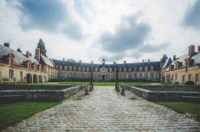 Somptueux Château ou Relais chaleureux: une réception inoubliable au domaine de Neuville