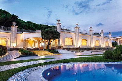 La villa delle meraviglie: il tuo matrimonio a Villa Vittoria